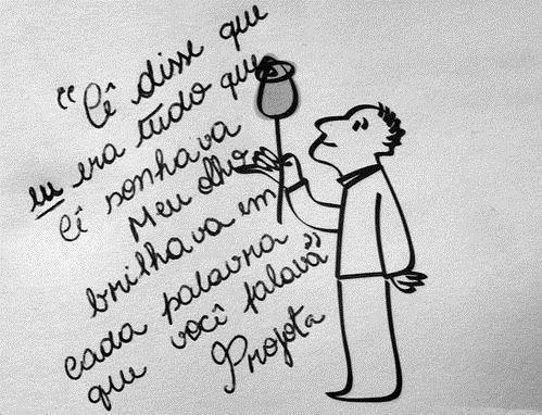Tumblr Imagens Com Frases Projota Toda Atual