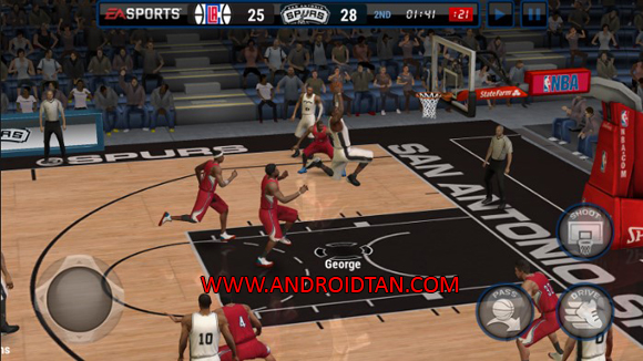 NBA Live Mobile Mod Apk Latest Version