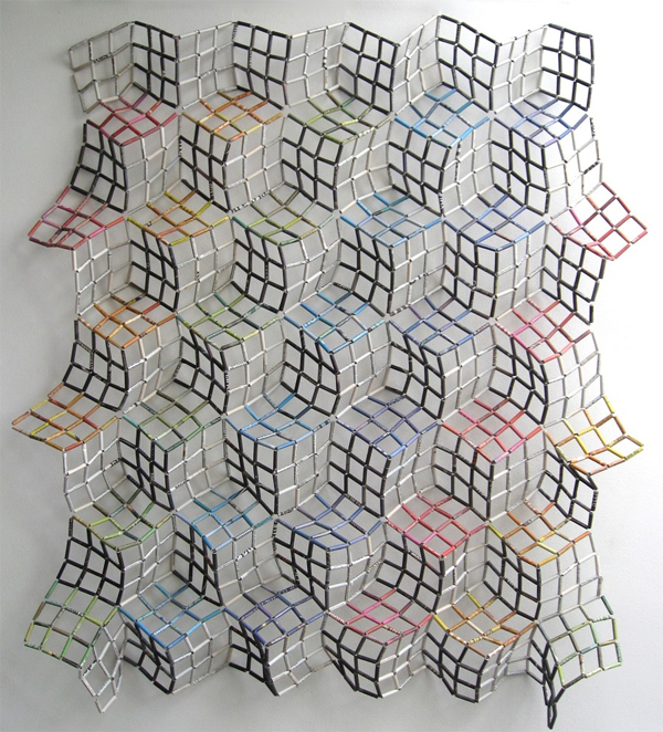 Textile Arts Now 3 Dimensional Structures By Pippa Andrews