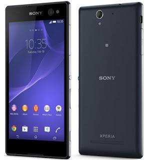 kelebiahan dan kekurangan Sony Xperia C3 D2533
