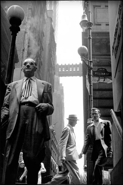 New+York+City+by+Leonard+Freed,+1950s