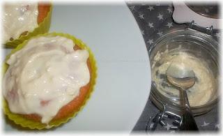 Muffins mit Flieder