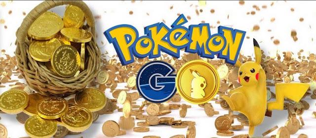 Mendapatkan Pokecoin Gratis Di Game Pokemon GO