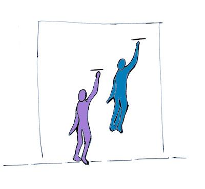Salto alto atletismo ejercicio salto alto