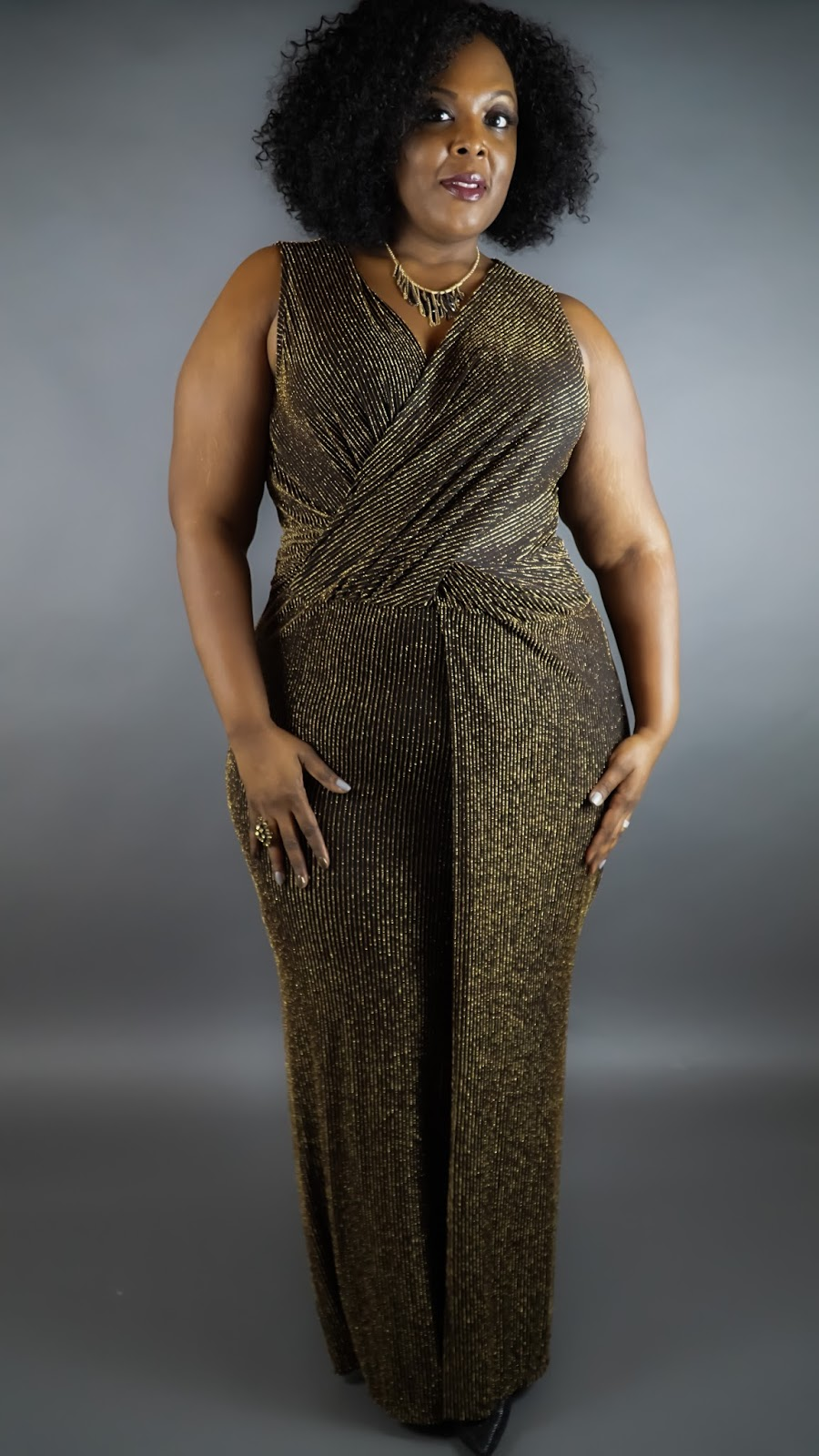 fashion to figure party dress, gold plus size dress, plus size gold dress, plus size gown
