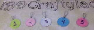 IBDCraftyLady Hanging Tags