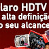 NOVO CANAL HD CHEGANDO HOJE NA OPERADORA NET/CLARO TV - 29/11/17