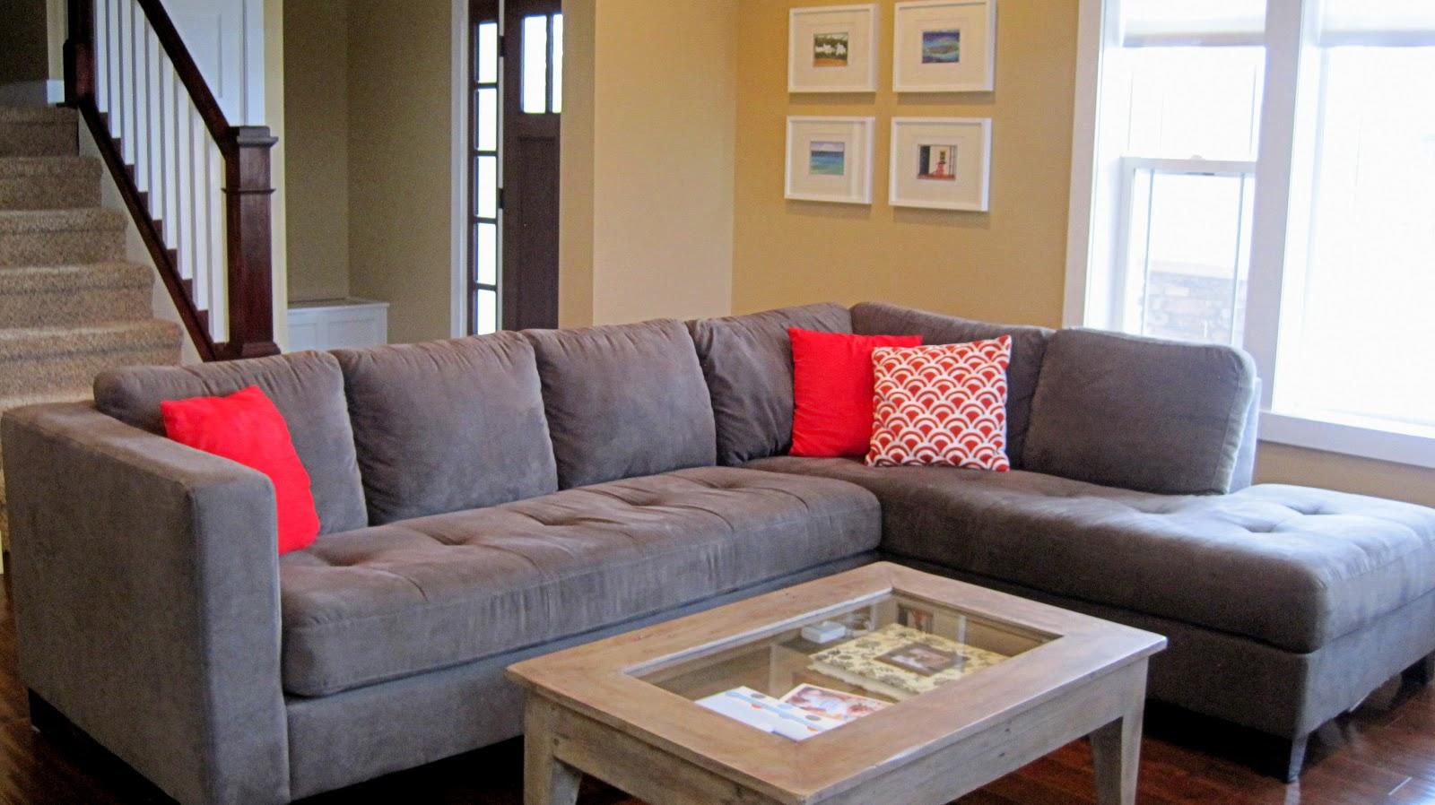 Casual, Comfy, Craftsman Living Room
