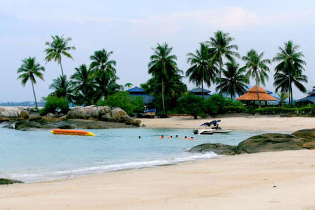 Pantai Parai Tenggiri – Di Bangka Belitung | Wonderful Indonesia