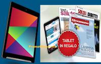 Logo Altroconsumo: provalo per 2 mesi e ricevi in regalo un Tablet e le sue riviste