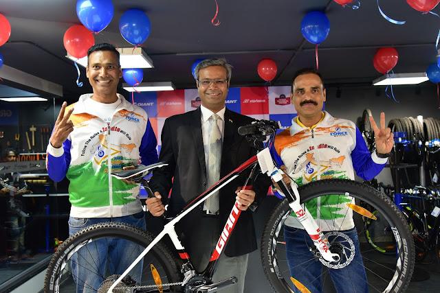 Giant Starkenn Appoints Mahajan Brothers As Their Brand Ambassadors