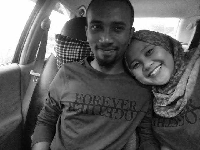 'Saya sayang awak sampai bila-bila' - Isteri meninggal dunia 11 hari selepas melahirkan zuriat pertama