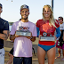 Gabriel Medina Y Carissa Moor Vencedores En The Test - Kelly Slater Wave Co