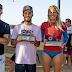Gabriel Medina Y Carissa Moor Vencedores En The Test - Kelly Slater Wave Co