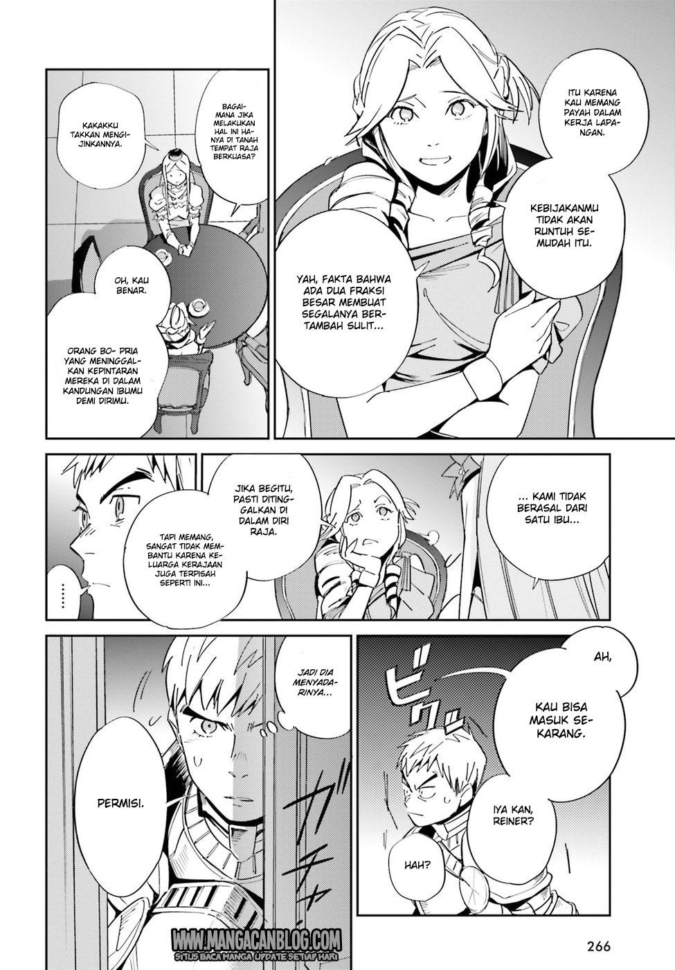 Komik Overlord chapter 30 Bahasa Indonesia