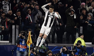 Ronaldo In Big Trouble? -  Juventus Champions League Ambition
