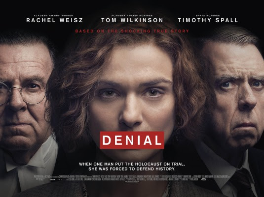 🎬[International Holocaust Remembrance Day] Movie Review: Denial