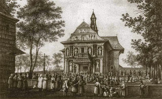 Паломничество в Кохавино. Автор – Наполеон Орда