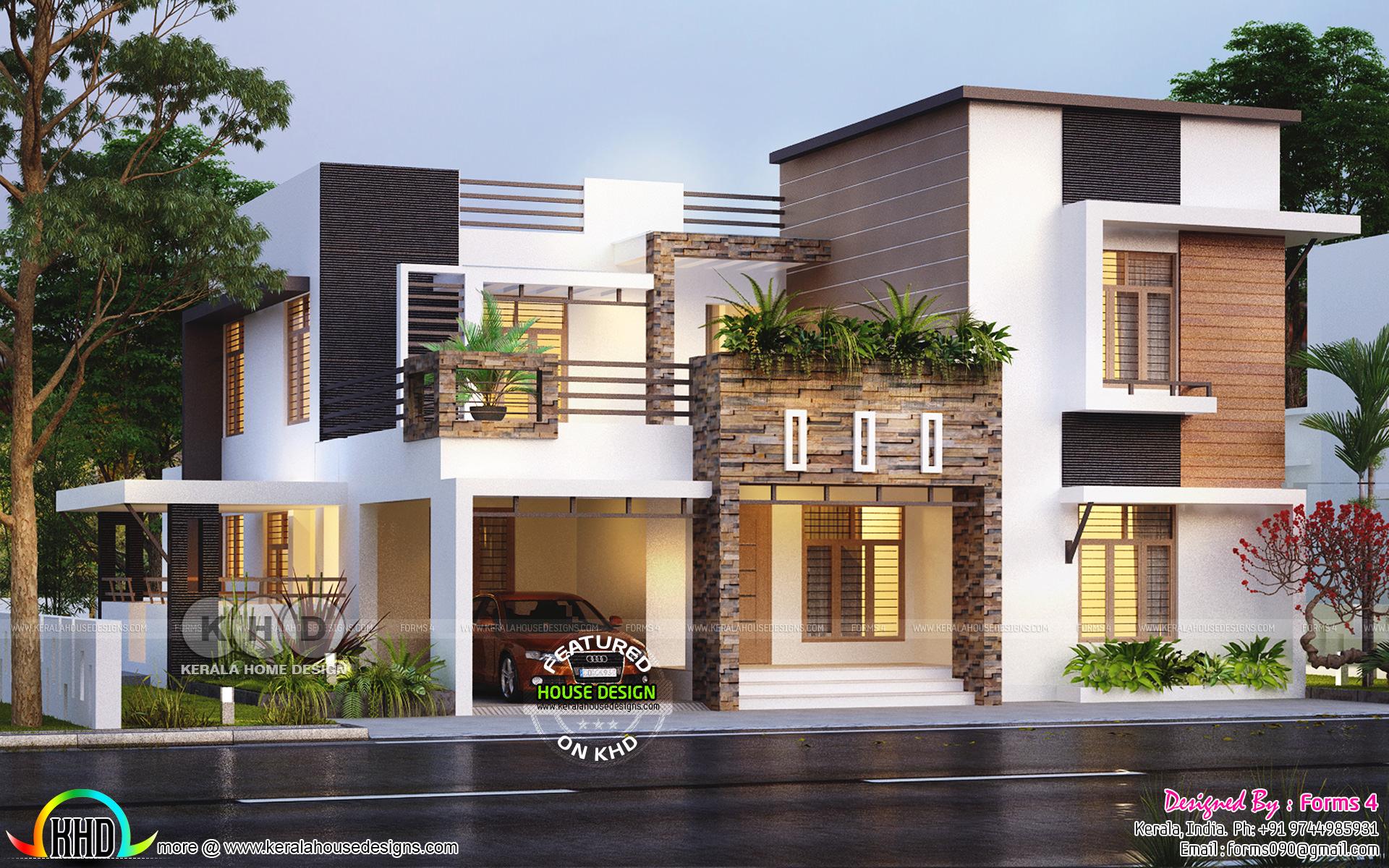 2018 Kerala Home Design And Floor Plans