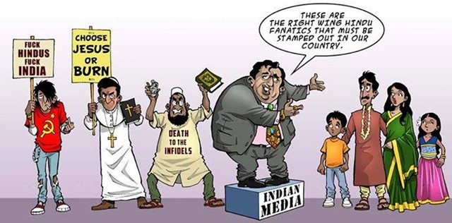 Why Secularism is like cancer to India ?