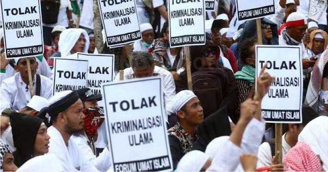 Tidak Senang jika Umat Islam Bersatu & Kuat, Alumni 212: Berdoalah agar Allah Cabut Kekuasan Jokowi