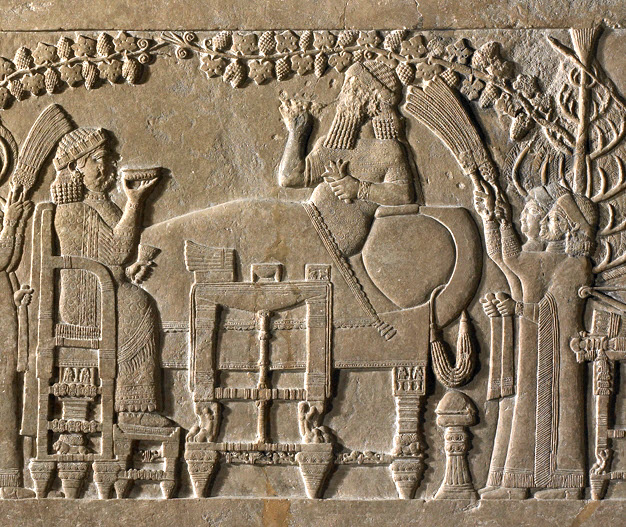 What did ancient Babylonians eat?