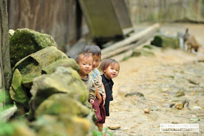 Những đứa trẻ hồn nhiên