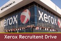 Xerox Recruitment