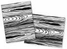 PTI Woodgrain Impression Plate