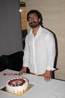 Bollywood Actor Aamir Khan Birthday Party Celetion Stills  0003.JPG