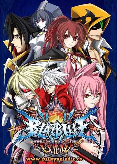 BLAZBLUE Chronophantasma Extend RELOADED Tek Link