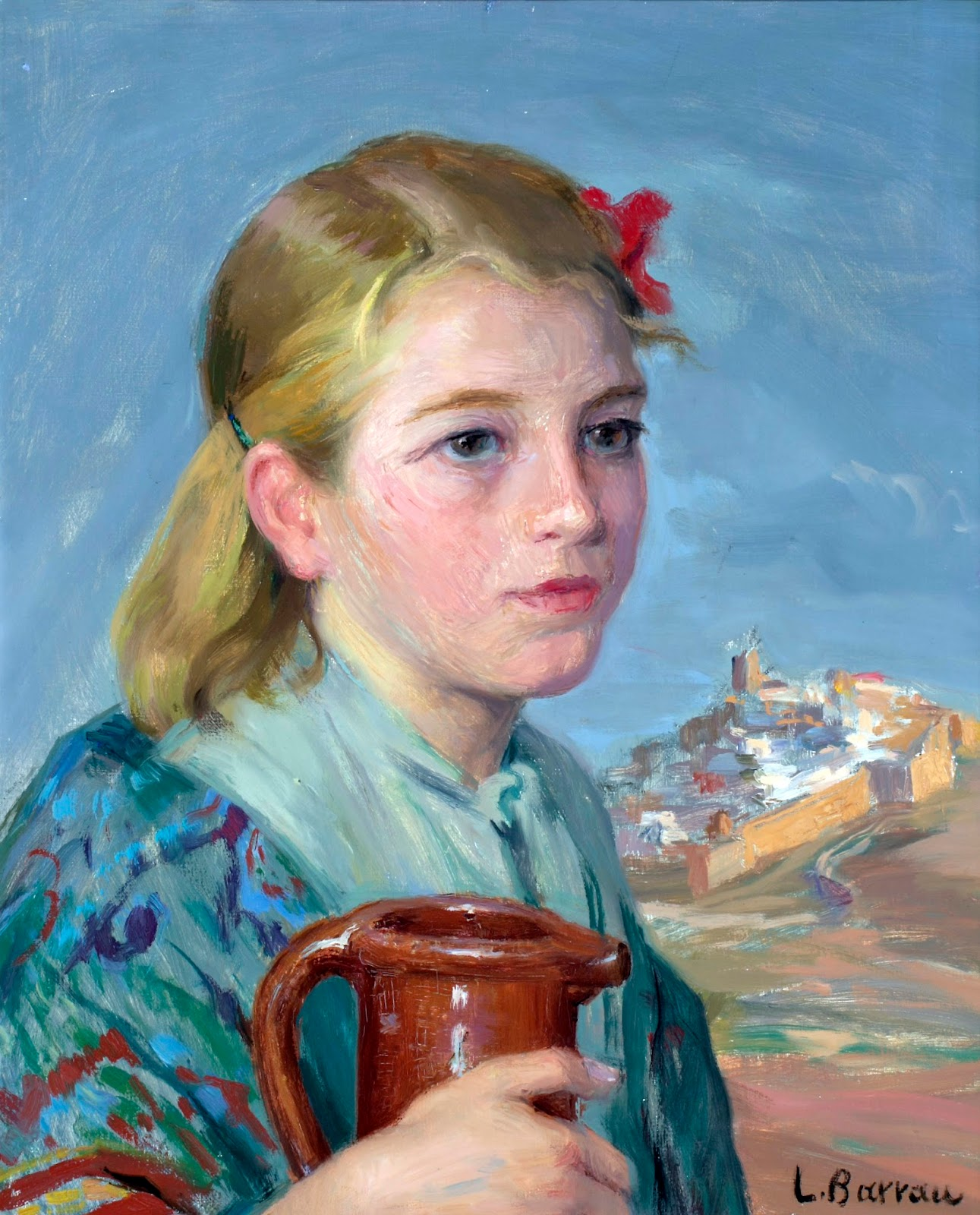 Retratos de Laureano Barrau