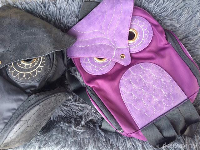 dresslily-owl-bags