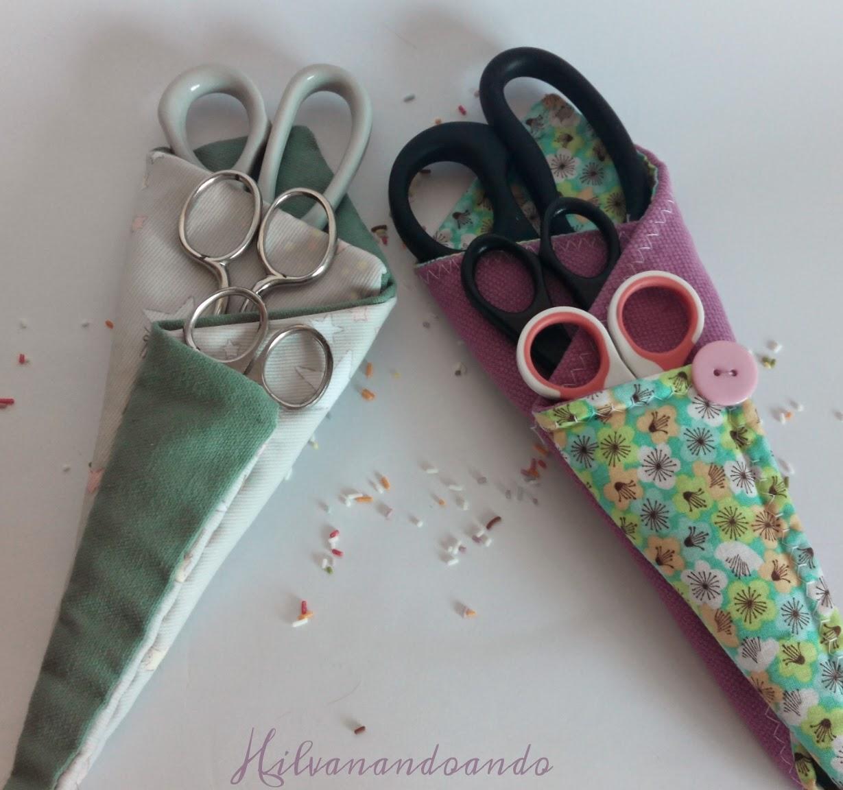 Guarda tijeras aprender manualidades es for Facilisimo com manualidades