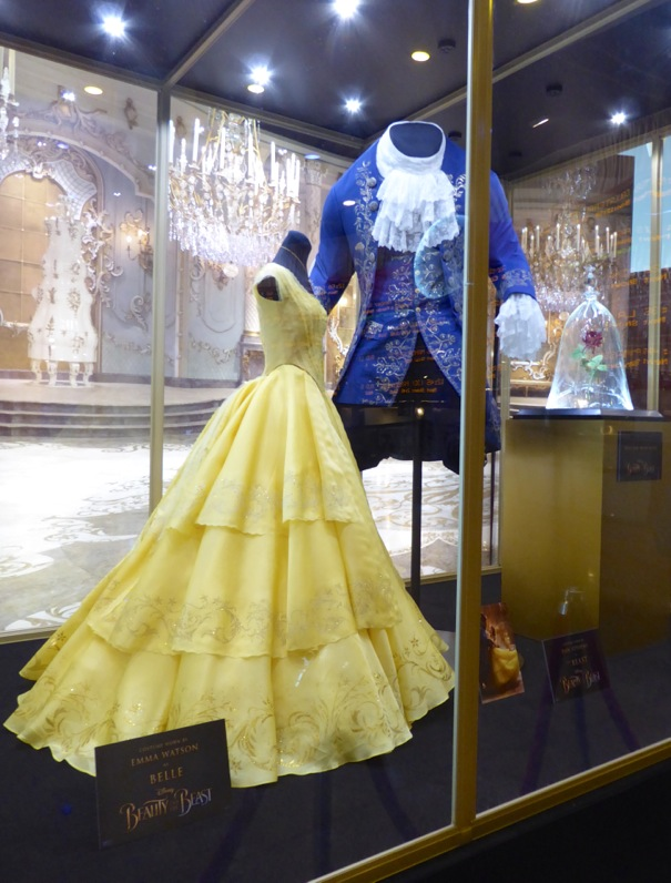 Disney Beauty and the Beast costumes prop