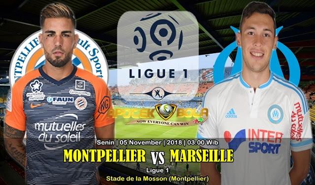 Prediksi Montpellier Vs Marseille 05 November 2018