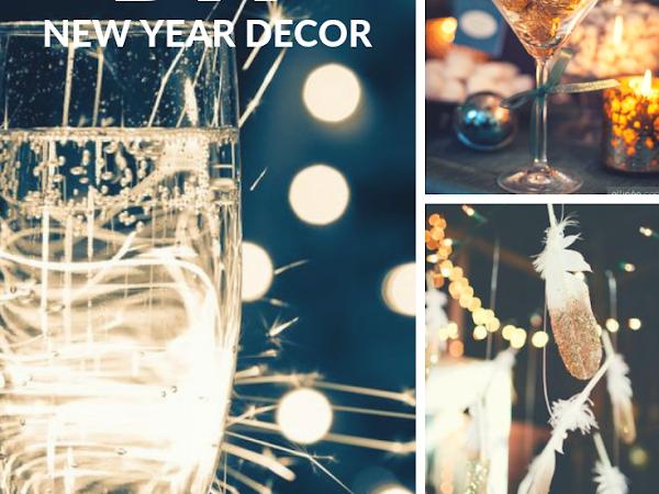 New Years DIY Ideas