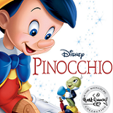 The Walt Disney Signature Collection of Pinocchio Will be Released on Blu-ray and DVD on January 31st!