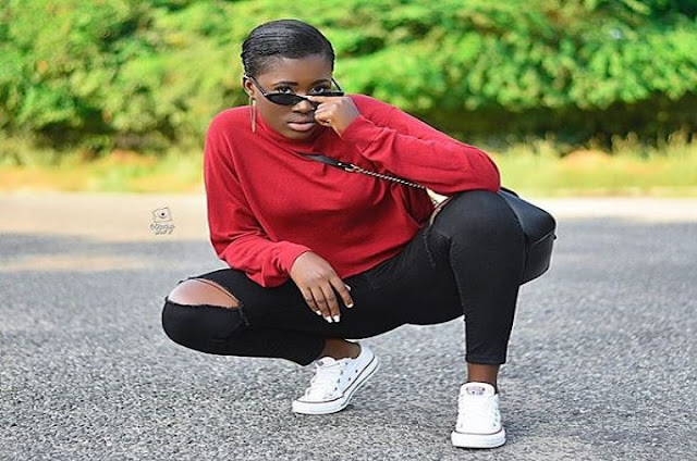 Fella Makafui snubs Abeiku Santana on live radio
