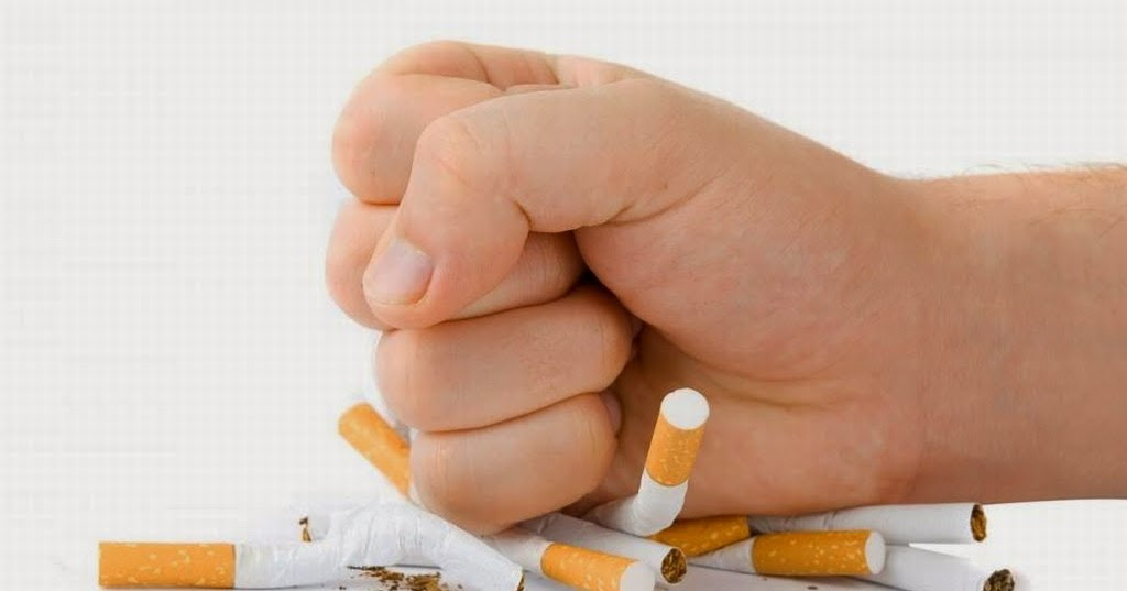 A quem pedir a ajuda para deixar de fumar