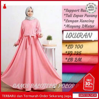 GMS104 KRSRH104B37 Busana Muslim Edisi Lebaran High Dropship SK0538004099