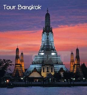 Jalan-jalan Ke Bangkok 2015
