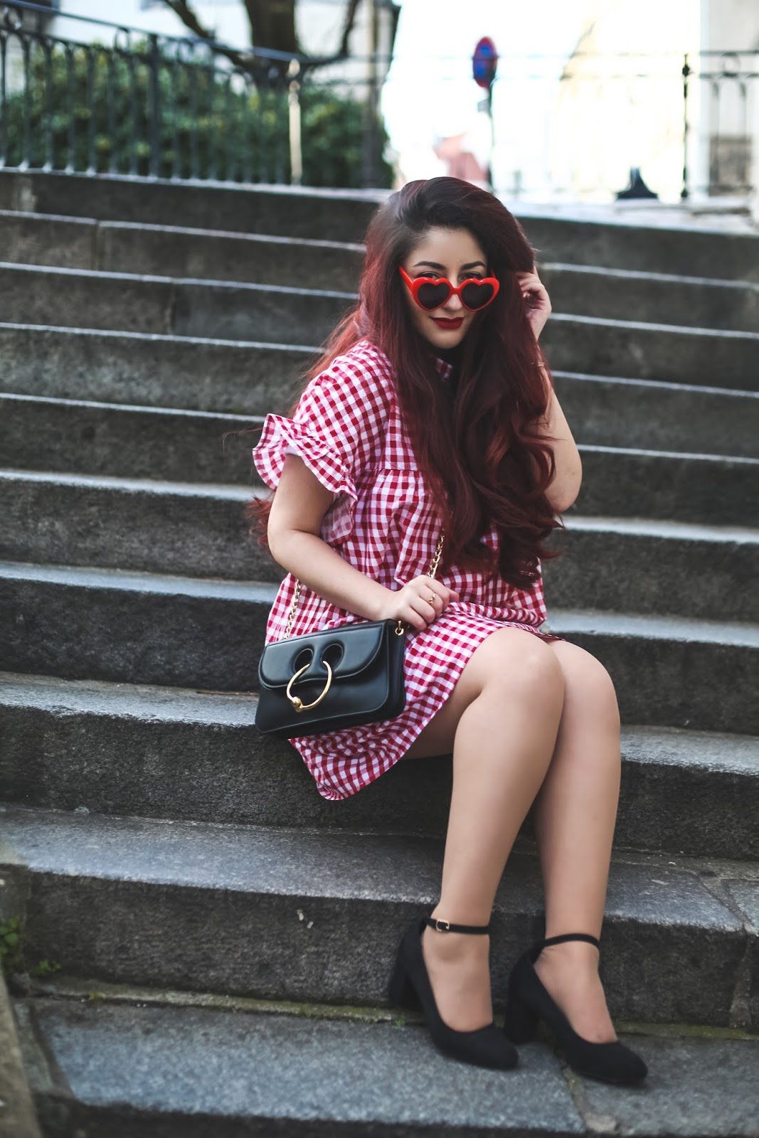look lolita lunettes coeur