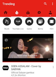 Mp3 deen assalam by sabyan