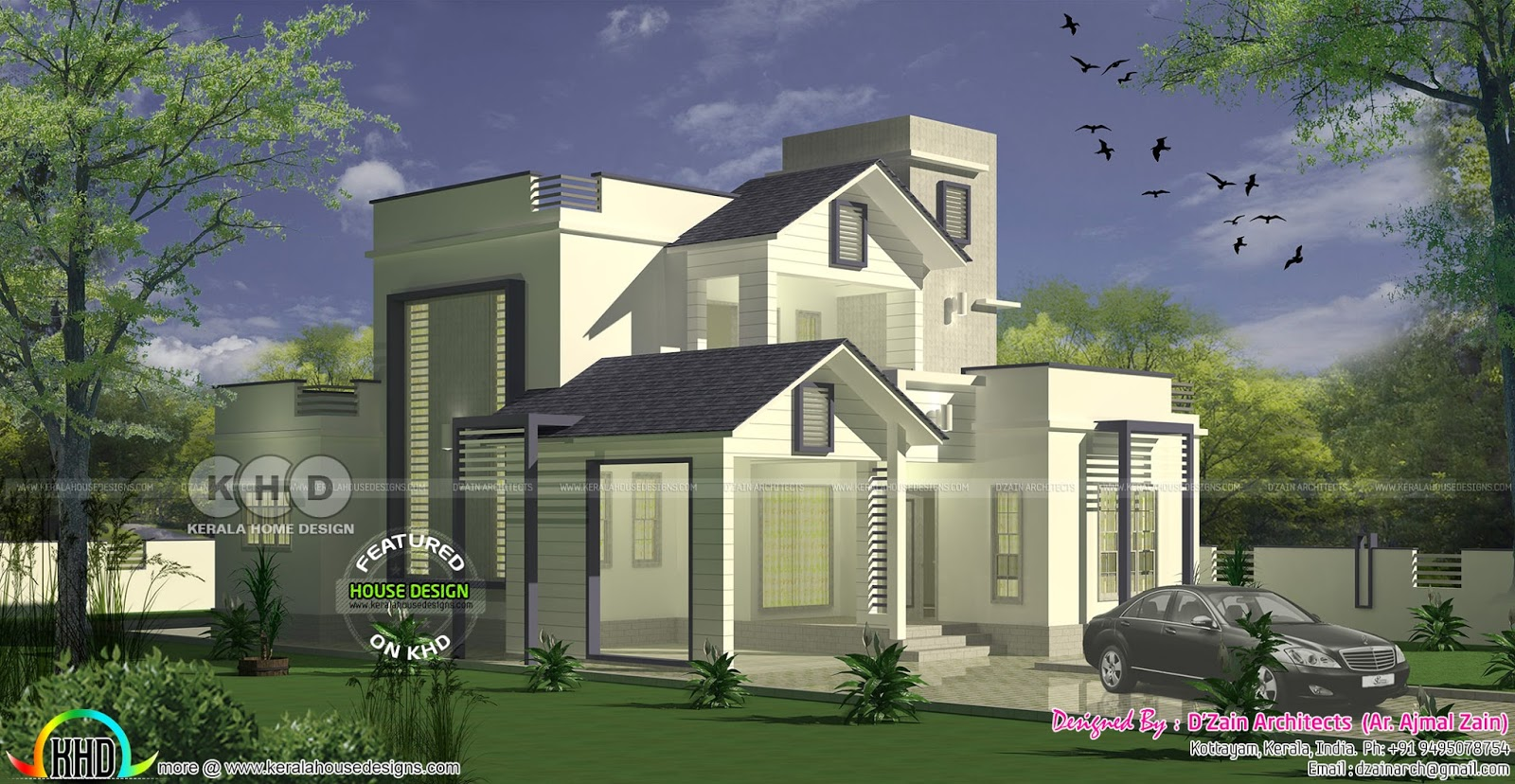 Home Interior Design Kottayam 1640 Sq Ft Budget Friendly Double Storied Home Kerala
