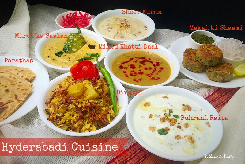 Hyderabadi cuisine ribbons to pastas forumfinder Choice Image