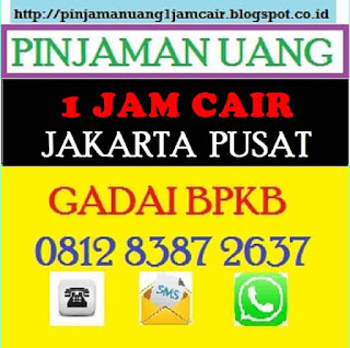 Tempat Gadai BPKB Mobil Jakarta Pusat