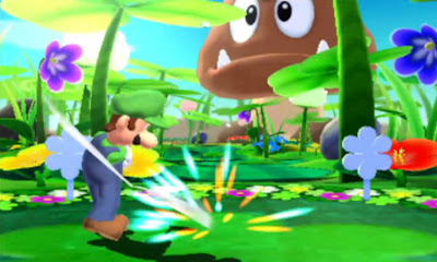 Mario Golf 3DS World Tour