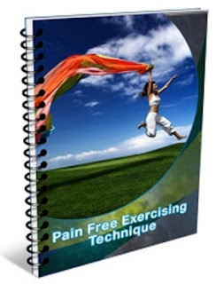Pain Free Exercising Technique
