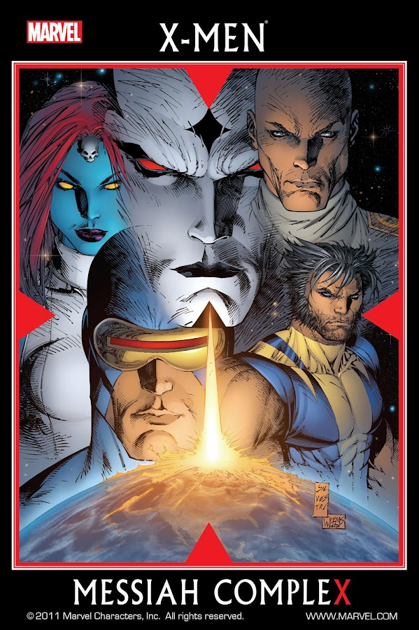 messiah complex x-men